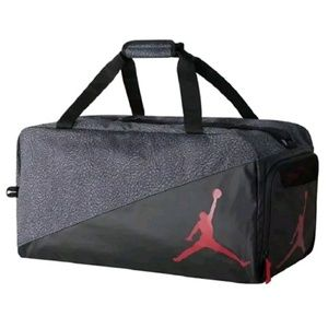 JORDAN DUFFEL GYM BAG 9A1908G1A WET/DRY BAG